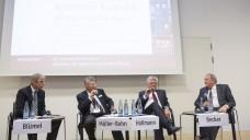 Diskussion um Skonti und Honorar auf der Wirtschaftsinterpharm (Foto: Schelbert/DAZ)