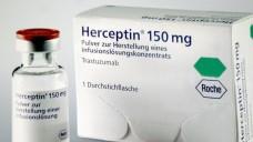 Roche betont die Wichtigkeit kardialer Untersuchungen bei Herceptin in einem Rote-Hand-Brief. (Foto:Hoffmann-La Roche / dpa)