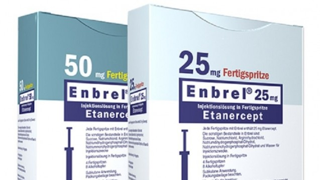 Enbrel ist das Arzneimittel mit den zweithöchsten Nettokosten in der gesetzlichen Krankenversicherung. (Foto: Pfizer)