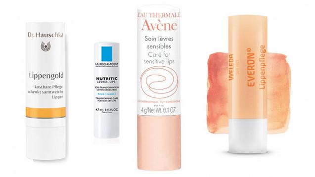 Was stört Ökotest bei Lippenpflegestiften von Avène und La Roche-Posay? (Bilder:Hersteller | Montage: DAZ.online)