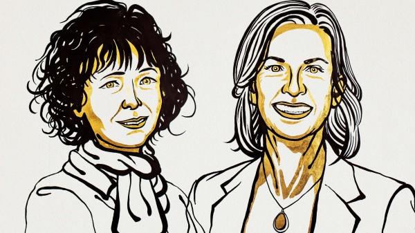 """Nobelpreis für die """"Genschere"""" CRISPR/Cas9"""