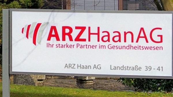 Kompromiss zwischen AVWL und ARZ Haan in Sicht