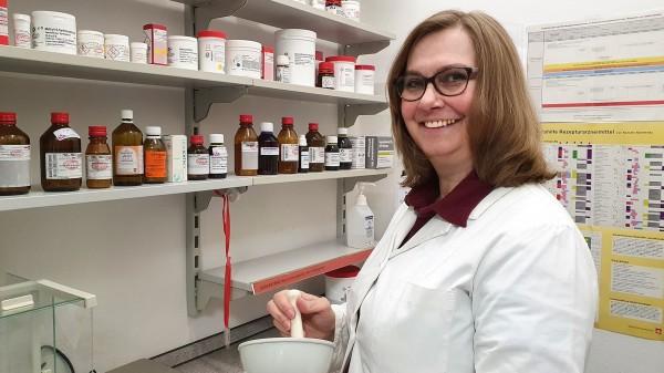 Kerstin Kemmritz will BAK-Vizepräsidentin werden