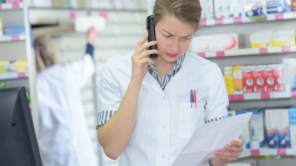 Notfallverfahren für Rezeptübermittlung per Fax