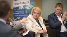 DrEd-Verbot soll wackeln: Die Grünen-Politikerin Kordula Schulz-Asche berichtet, dass die Bundesregierung überlegt, das geplante Verbot von Online-Rezepten wieder zu kippen. (Foto: P.Külker/DAZ)
