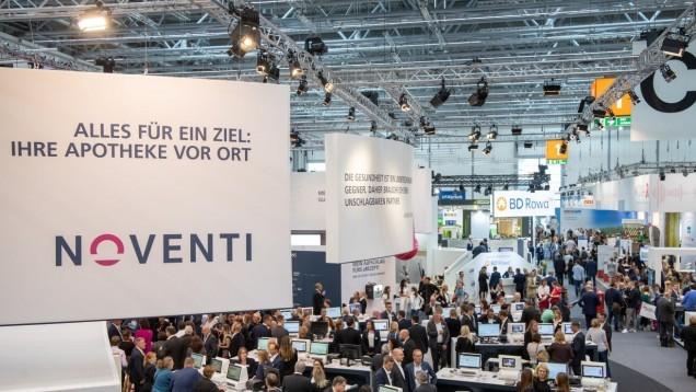 Uwe Geiß legt sein Amt nieder, es folgt Herbert Pfennig als Aufsichtsratsvorsitzender von Noventi. (Foto: Schelbert)