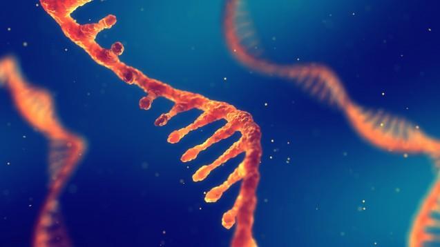 Werden innovative und individualisierte Arzneimittel wie RNA-basierte Präparate in Kombination mit Künstlicher Intelligenz Apotheken und Pharmaindustrie wirklich überflüssig machen? (s / Foto: nobeastsofierce / stock.adobe.com)