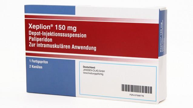 Gefälscht wurde das Arzneimittel mit rumänischer und bulgarischer Aufmachung, deutsche Originalware ist nicht betroffen. (Foto: Janssen)