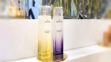 """Le matin des possibles"" und ""Le soir des possibles""heißen die neuen Nuxe-Düfte– entworfen von Chloé-Parfumeuren. ( r / Foto: DAZ.online)"