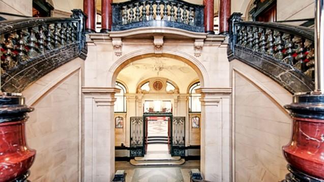 Vierzehn Jahre residierte die ABDA-Geschäftsstelle im Mendelssohn-Palais. Jetzt wird das einstige Apotheker-Haus verkauft. (Foto: www.mendelssohn-palais.de)