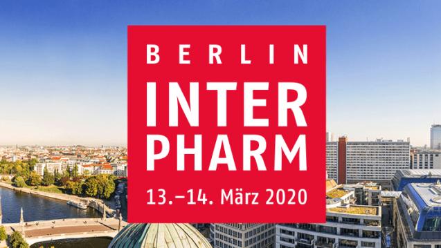 Die Interpharm findet 2020 wieder in Berlin statt. Sie können jetzt die ersten, noch vergünstigten Tickets buchen. (Foto: frank peters / stock.adobe.com / Montage DAZ.online)