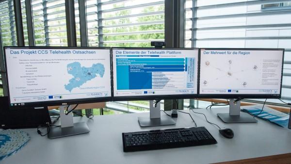CCS Telehealth Ostsachsen geht online