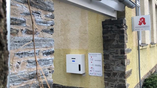 Im rheinland-pfälzischen Longkamp hat am gestrigen Montag die erste Rezeptsammelstelle des Bundeslandes eröffnet. (Foto: LAV)