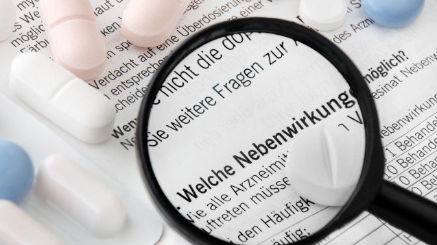 Zahlreich aufgeführte Nebenwirkungen können Patienten verschrecken. Wie gehen Packungsbeilagen besser? Das wollen auch Apotheken im Saarland erkunden. (Foto: Photo SG / Fotolia)