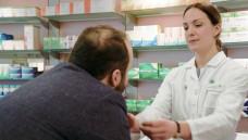 Hilfe nicht nur für Hypochonder: Der Schweizer Apothekerverband Pharmasuisse hat eine Image-Kampagne für Apothekendienstleistungen mit lustigen Videos gestartet. (Foto: DAZ.online / Pharmasuisse)
