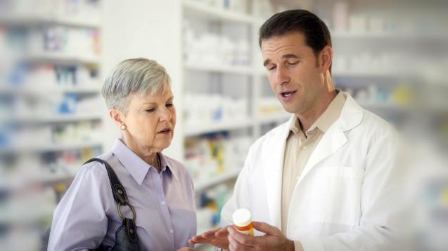 Eine britische Studie zeigt, dass Schnelltests in Apotheken helfen können, festzustellen, ob ein Antibiotikum benötigt wird oder nicht. (Foto: dpa)