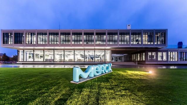 Merck hat sich im letzten Jahr eine neue Optik gegeben - und hat auch sonst einen erfolgreichen Wandel vollzogen. (Bild: Merck)