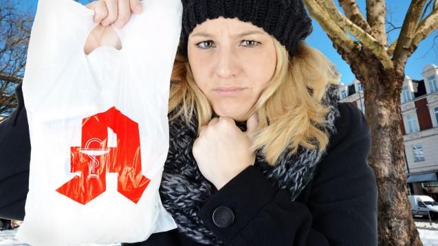 Für Erkältungsgeplagte gibt es in der Apotheke eine neue Option: Boxagrippal als Saft. (Foto: DanRace / stock.-adobe.com)