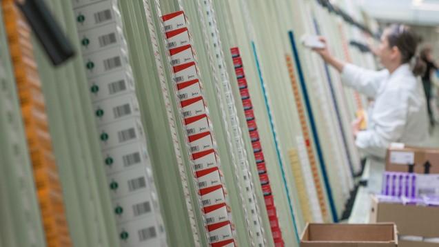 Die österreichischen Arzneimittel-Vollgroßhändler (PHAGO) beobachten einen starken Rückgang bestimmter Arzneimittel, wie Bludrucksenker, Antibiotika, Antidiabetika und Psychopharmaka. (Foto: PHAGO)