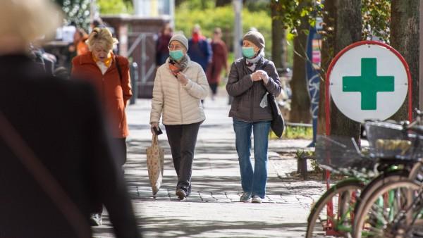 Maskenpflicht kommt in Bayern, Sachsen und Mecklenburg-Vorpommern