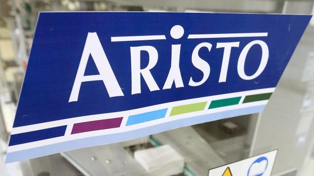 Aristo ist der Zulassungsinhaber von Camlostar, Klinge vertreibt es mit. (m / Foto: dpa)