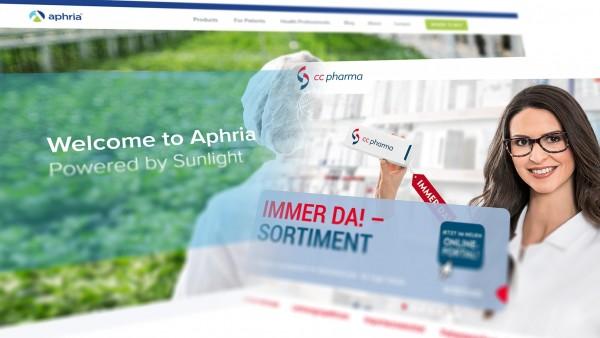 Konsolidierungswelle beim Medizinalhanf: Aphria übernimmt CC-Pharma