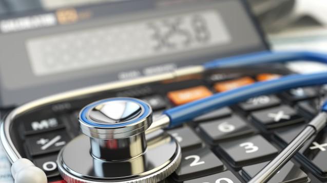 Wie viel kostet welche Untersuchung beim Arzt? Patienten haben Anspruch auf eine Quittung? (Foto:Maksym Yemelyanov / Fotolia)