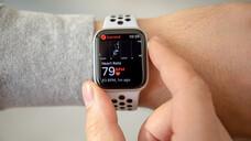 Am Handgelenk tragbare Biosensoren messen unter anderem die Ruheherzfrequenz, die Herzfrequenzvariabilität, die Hauttemperatur und die elektrodermale Hautaktivität. (x / Foto: Denys Prykhodov / AdobeStock)