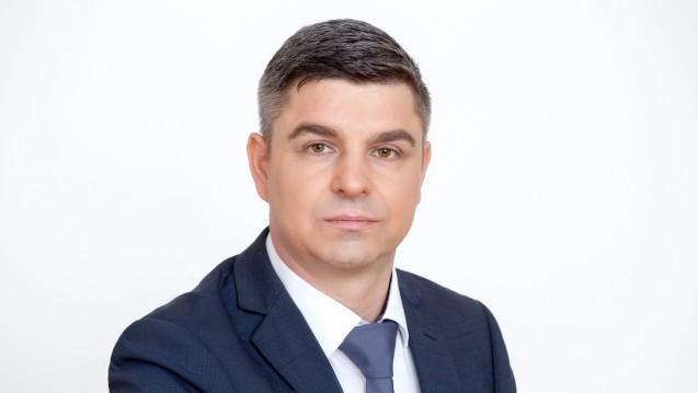 Andreas May, Erster Adexa-Vorsitzender, will bei der Abschlusskundgebung des Apotheker-Protestmarschs sprechen – speziell über die Situation der Apothekenangestellten. ( r / Foto: Adexa)