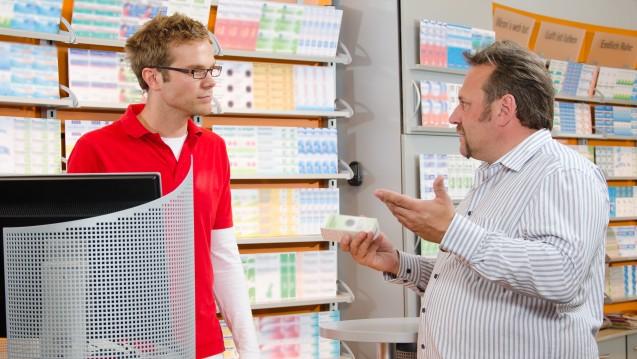 In der Apotheke bedeutet die Umstellung von der fixen auf die freie Kombination Erklärungsbedarf. (Foto: Gerhard Seybert / stock.adobe.com)                   .