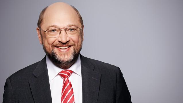 Martin Schulz bekennt sich zu den Honorarordnungen der freien Berufe – was bedeutet das für Apotheker? (Foto: Susie Knoll)