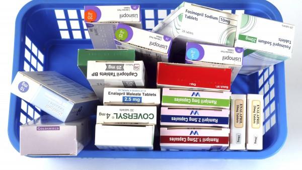 ACE-Hemmer und Lungenkrebs: EMA sieht keinen Kausalzusammenhang