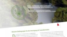 Der Verband der Cannabis versorgenden Apotheken (VCA) hat sich neu gegründet. (b/Screenshot: DAZ.online)