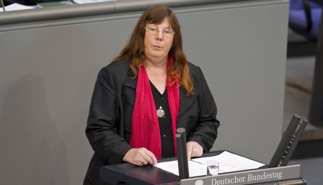 Pia Zimmermann (Niedersachsen,Die Linke), (Foto: imago)