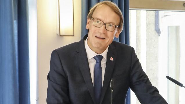 Thomas Preis, Vorsitzender des Apothekerverbandes Nordrhein, fordert aufgrund der Coronakrise das sofortige Aussetzen der Rabattverträge. (c / Foto: AVNR)