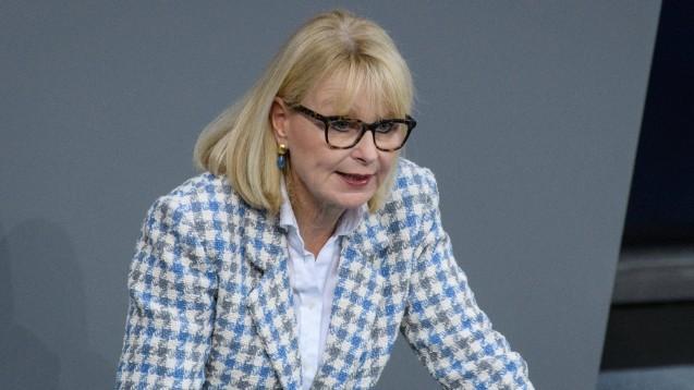 Sind Karin Maags Tage im Bundestag gezählt? (c / Foto: IMAGO / Christian Spicker)