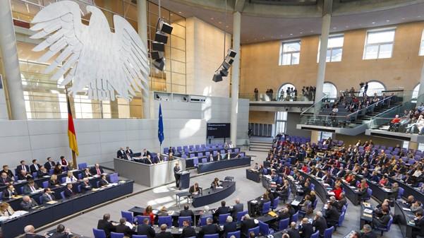 Foto: Marc-Steffen Unger)Der Bundestag hat das E-Health-Gesetz verabschiedet. (Foto: T. Trutschel)