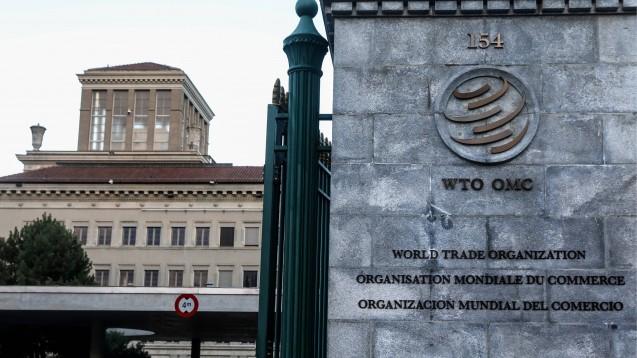 Die Welthandelsorganisation WTO ist bezüglich einer möglichen Aussetzung der Patente für COVID-19-Impfstoffe von zentraler Bedeutung. (x / Foto: IMAGO / ITAR-TASS)