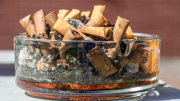 Weniger Todesfälle durch Lungenkrebs wegen Passivrauchen