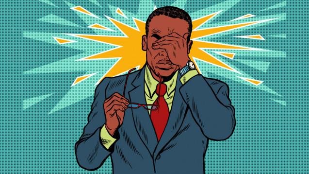 Akute Migräne? Triptane gelten, wenn Analgetika nicht wirken, als Mittel der Wahl. Zum Teil sind sie ohne Rezept in der Apotheke erhältlich. (Foto: studiostoks / stock.adobe.com)