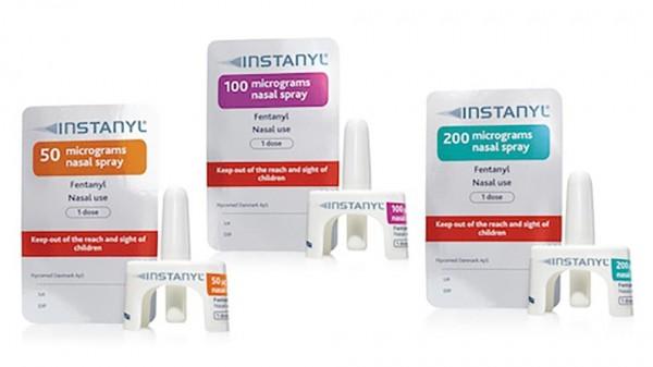 Fentanyl-Nasenspray mit Schnupfenspray verwechselt