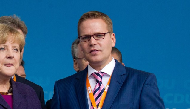 Tino Sorge (Sachsen-Anhalt, CDU) (Foto: Imago)