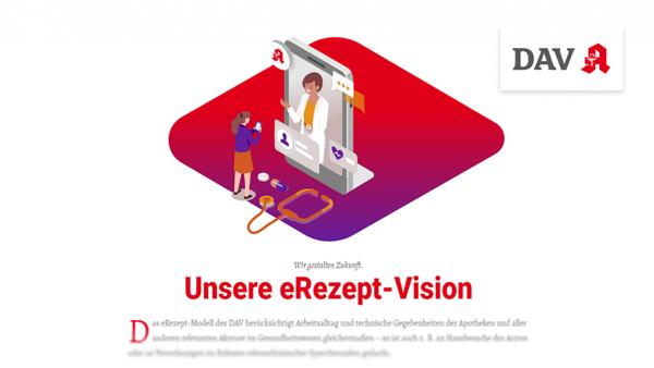 DAV startet eigene Patienten-App für das E-Rezept