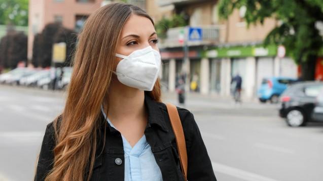 Die Deutsche Diabetes Gesellschaft fordert, dass die Verteilung von FFP2-Schutzmasken nicht auf einen Diabetestyp begrenzt bleiben darf. (Foto:zigres / stock.adobe.com)