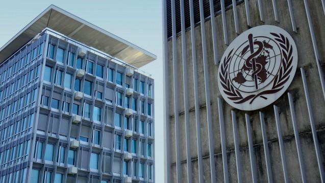 Die Weltgesundheitsorganisation ist zuletzt in die Kritik geraten - einerseits für ihr Krisenmanagement während der Coronavirus-Pandemie, andererseits aber auch für ihre finanzielle Abhängigkeit von privaten Spendern. (s/ Foto: imago images/Steinach)