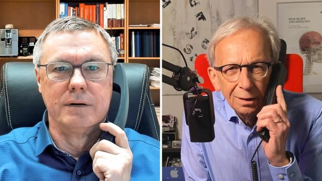 Professor Dr. Thomas Winckler geht davon aus, dass der COVID-19-Impfstoff von AstraZeneca hochwirksam ist. (Fotos: privat)