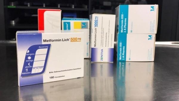 Folgen weitere Metformin-Rückrufe?