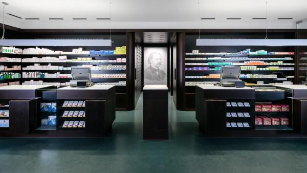 Apotheke gewinnt Deutschen Lichtdesignpreis