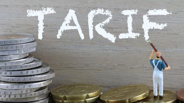 Am morgigen Mittwoch gehen dieTarifverhandlungen in die heiße Phase.(s / Foto: HaDeVau/ stock.adobe.com)