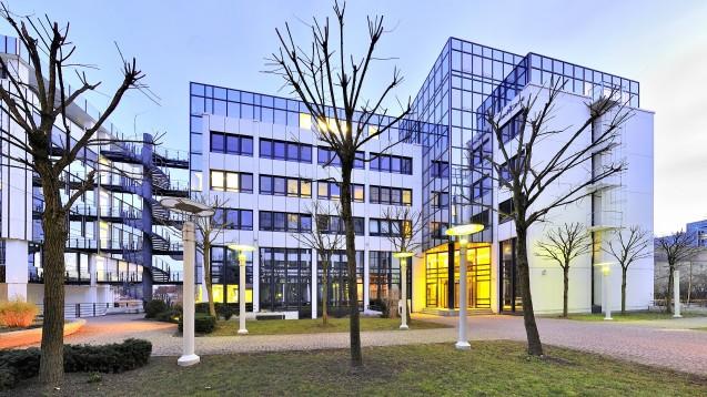 Das Biotechnologieunternehmen Medigene hat seinen Hauptsitz in Martinsried bei München. (Foto: imago / argumx / xThomasxEinberger )